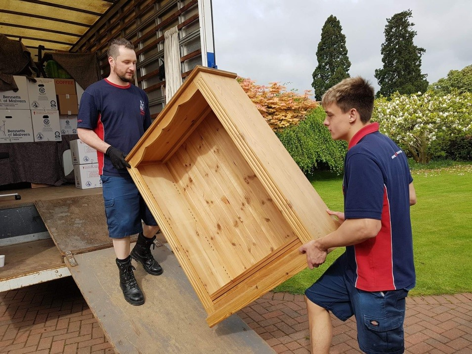 Staff Worcester Removal