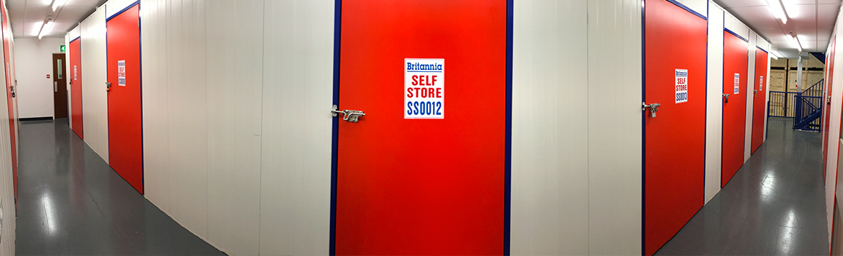 Self Storage Rooms