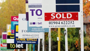 Rightmove website shows demand surge as lockdown ends